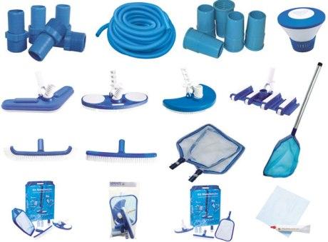 Acessórios para Limpeza de piscinas